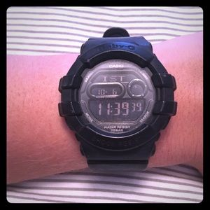 Baby G / G shock watch / barely used!